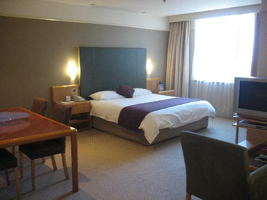 Stamford Plaza Adelaide: Junior Spa Suite