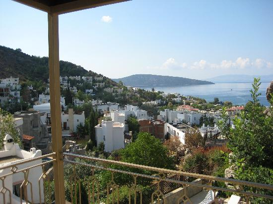 Aegean Gate Hotel: View from the room