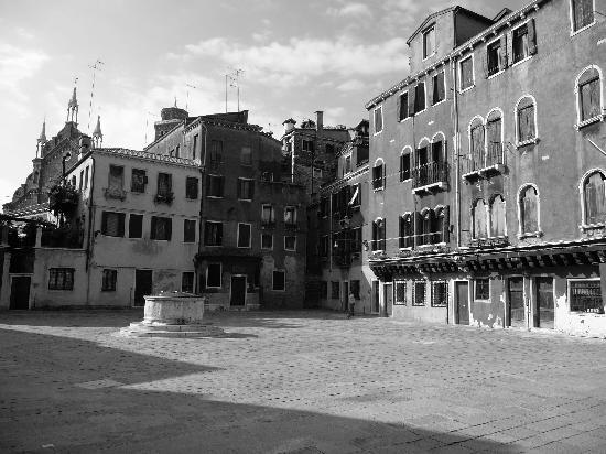 Hotel Locanda Salieri: Campo Magdalena