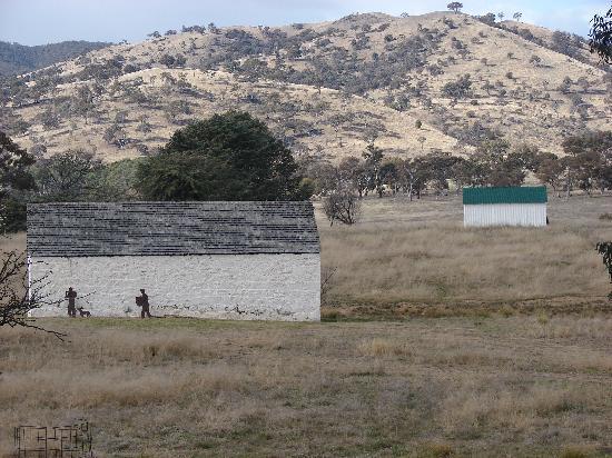 Canberra, Australia: The convict barn