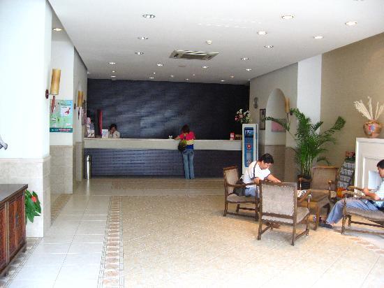 Jinjiang Inn Shanghai Changning : lobby