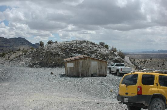 Delta, Γιούτα: U-dig採石場 三葉虫が採れます
