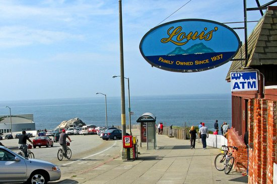 Louis Restaurant San Francisco Sutro Heights Menu Prices Reviews Tripadvisor