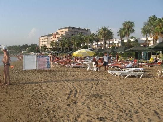 My Home Resort Hotel: Beach