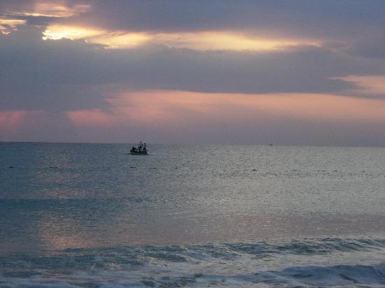 Vincci El Mansour: le jour se leve sur la mer