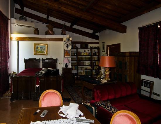 Fattoria Il Milione: our room