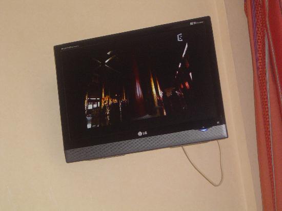 Hotel Baldi: Flat Screen