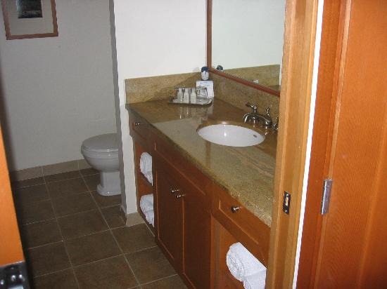 Pan Pacific Whistler Village Centre : bathroom