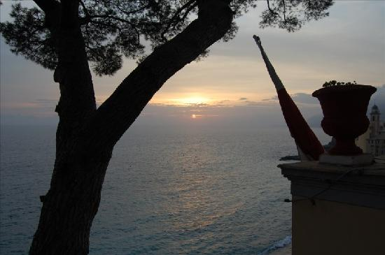 Hotel Casmona: Amazing sunsets every night