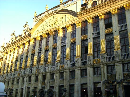 Hotel Opera Bruxelles: Grand Place Square