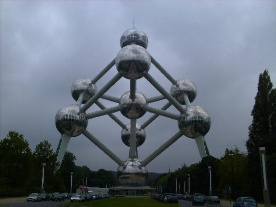 Hotel Opera Bruxelles: The Atom