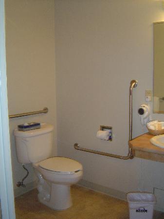 Days Inn & Suites - Thunder Bay: bathroom