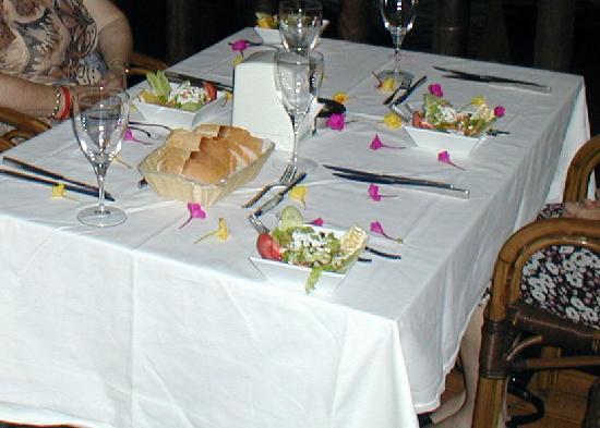 Delta Hotel - Beach Resort Table set for a la carte & Table set for a la carte - Picture of Delta Hotel - Beach Resort ...