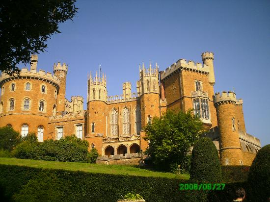Belvoir Castle: castle