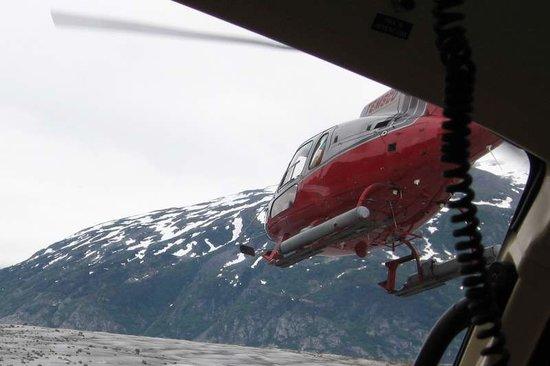 TEMSCO Helicopters - Skagway