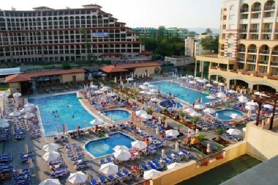 Pool picture of iberostar sunny beach resort sunny - Sunny beach pools ...