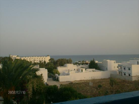 Le Khalife: hard early morning and good view