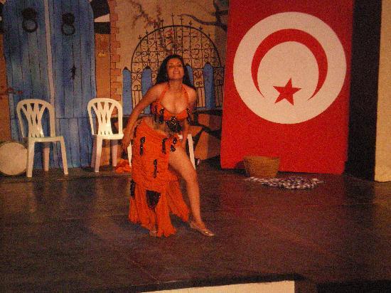 Africa Jade Thalasso: Ballerina