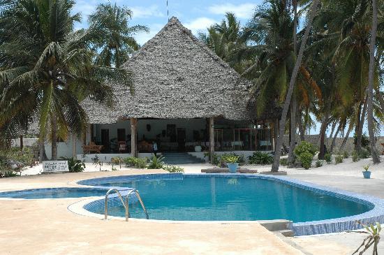 Echo Beach Hotel: The restaurant
