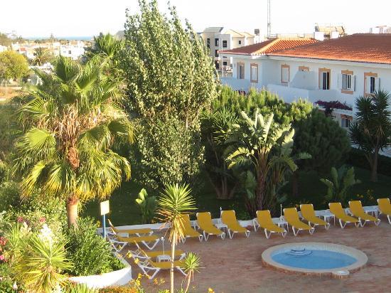 Vilabranca Apartments: Hotelanlage