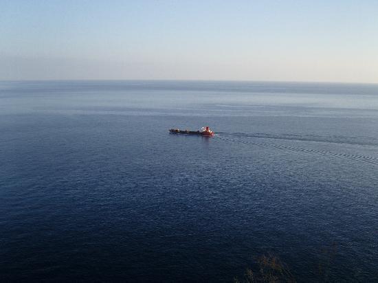 Estalagem Ponta do Sol: vista oceano dalla camera