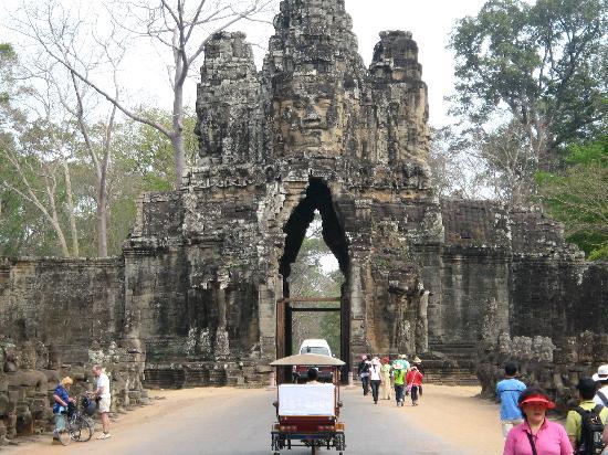 سيهانوكفيل, كامبوديا: Angkor Thom