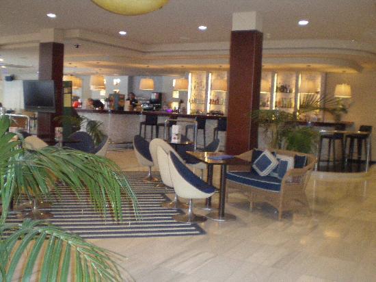 Hotel Anabel: Bar de l hotel