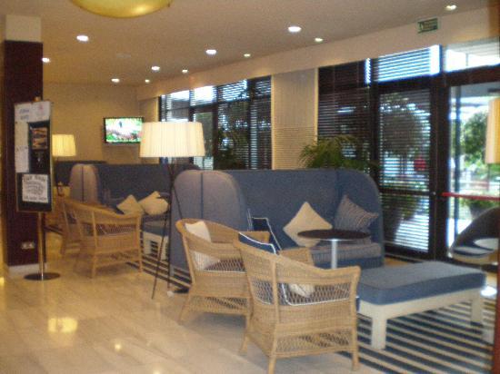 Hotel Anabel : Salons de l hotel