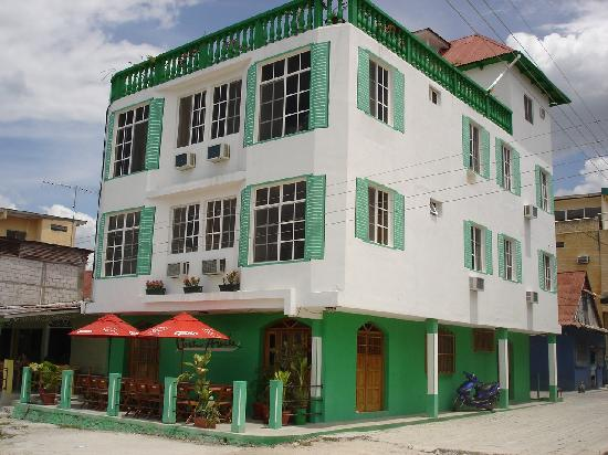 Hotel Casa Amelia: Edificio
