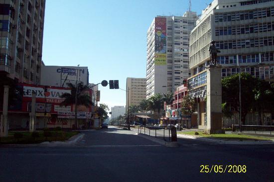 Гояния: centro de la ciudad