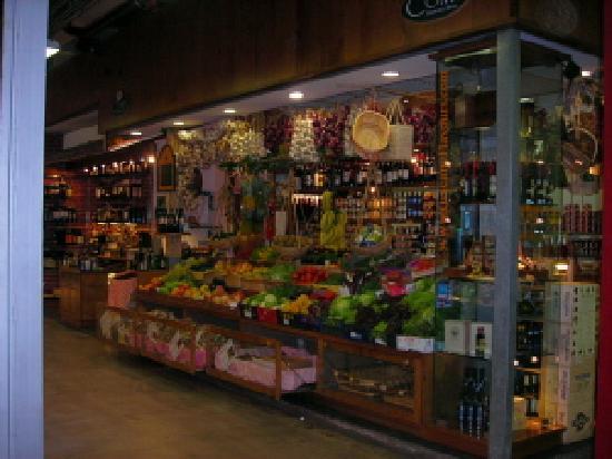 Mercato Centrale : more food