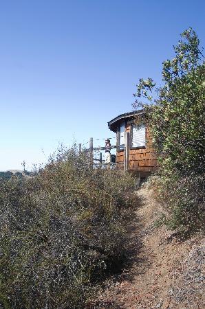 Mayacama Mountaintop Retreat / Clair de Lune Cottage: The mountaintop 'Stargazer'