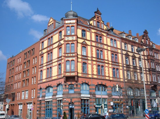 Hannover, Alemania: Beautiful building