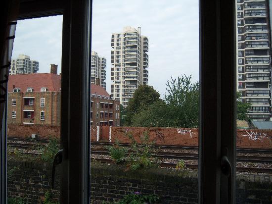 Pasha Hotel: window