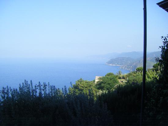 Hotel La Giada del Mesco: View from window