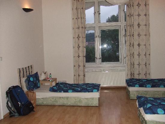 River Bank Hostel: Room