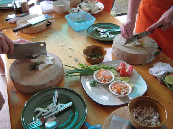 Siam Rice Thai Cookery School