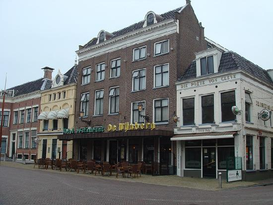 Sneek, The Netherlands: De Wijnberg exterior