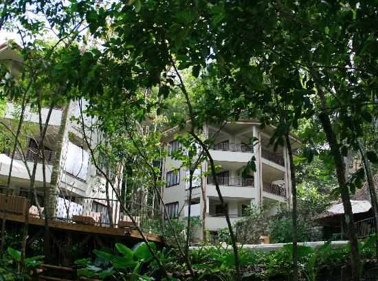 Arenas del Mar Beachfront & Rainforest Resort : Buildings 1 and 2