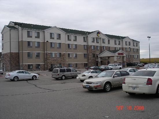Granite Falls, MN: Hotel