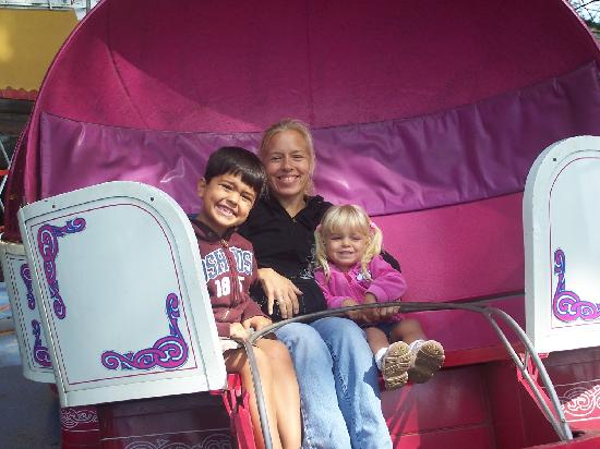 Magic Forest: A spin on the tilt a whirl