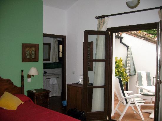 Molino del Santo: our room