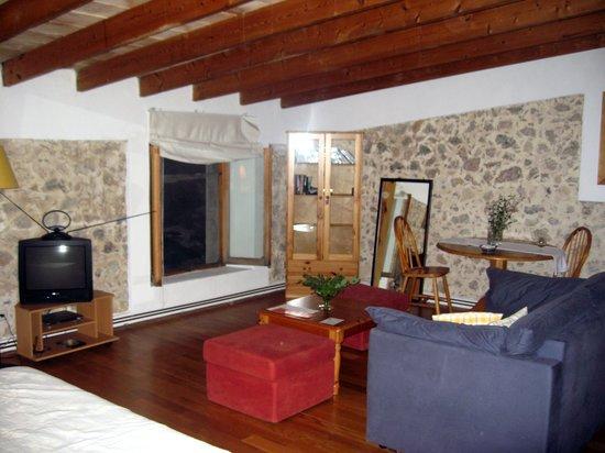 Finca Es Castell: inside room 14