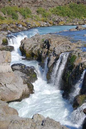 Fosshotel Reykholt: Children's Falls 2