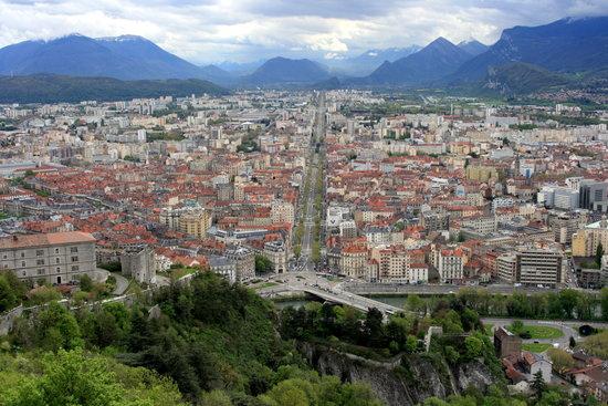 Гренобль, Франция: GRENOBLE 2008