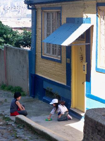 La Casa Amarilla: Un hermoso dìa de primavera