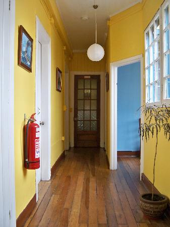 La Casa Amarilla: Entrada de la Yellow House