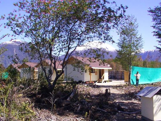 Puerto Aysén, Chile: Panorámica Cabañas Los Arrayanes de Aisén