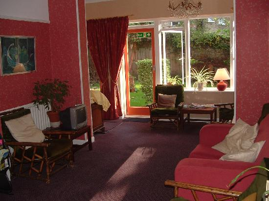 Grange Lodge Hotel: lounge