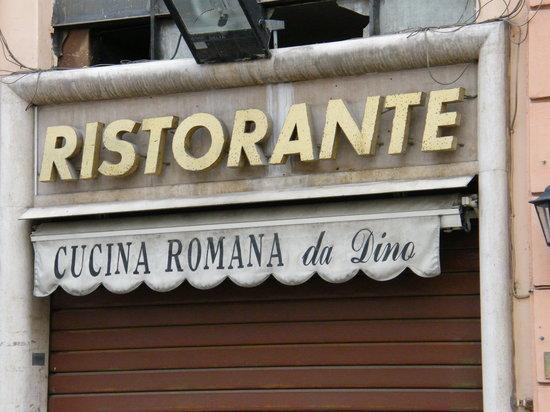 ristorante da dino, rome - esquilino - restaurant reviews, phone ... - Ristoranti Cucina Romana